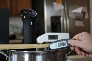 Lavatools Javelin PT12 thermometer warm test