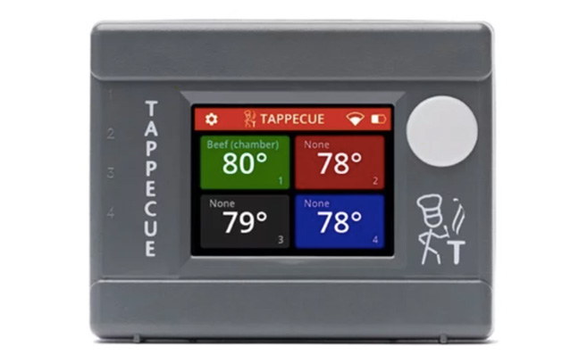 4 Tappecue Touch thermometer
