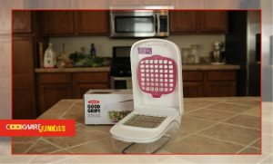 7. OXO Good Grips Vegetable and Onion Grid Chopper