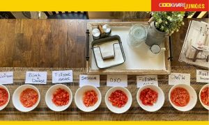 Diced Tomatoes with Veggie Choppers
