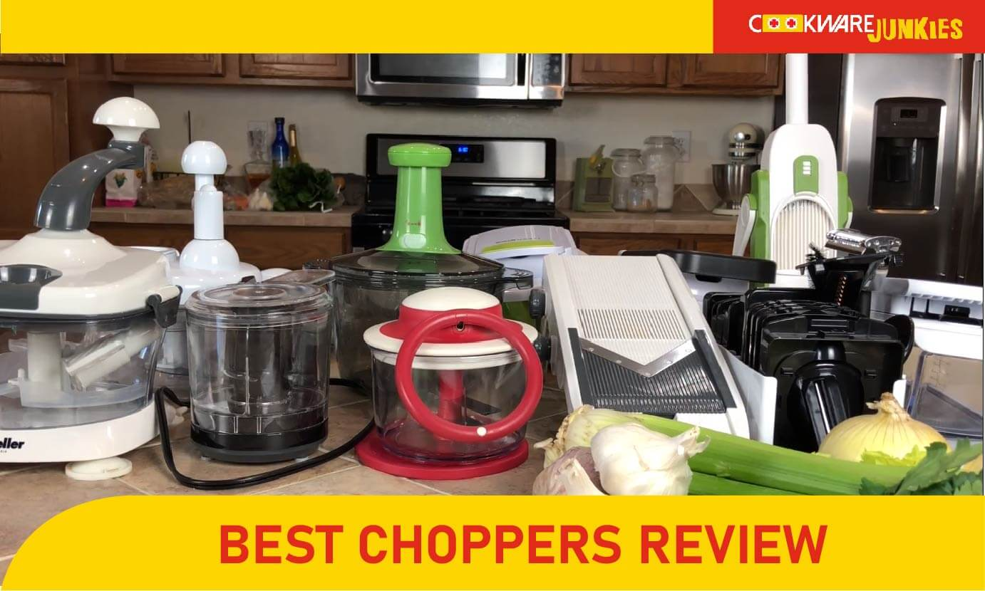 Best veggie Choppers [Tested. Reviewed. Rated.]