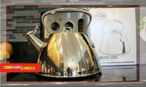 All-Clad kettle for tea and coffee