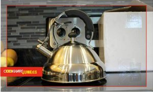 Chef's Secret kettle for tea and coffee