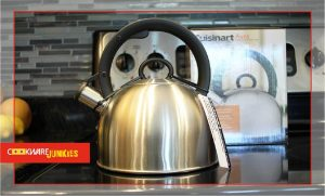 Cuisinart Aura tea and coffee kettle