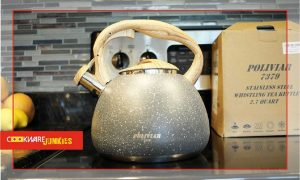 Poliviar kettle for tea and coffee