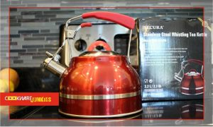 Secura kettle for tea and coffee