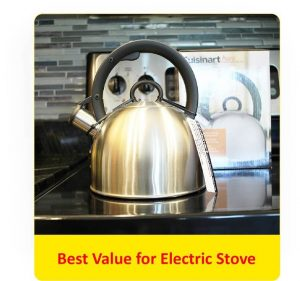 Cuisinart Aura best value for electric stove