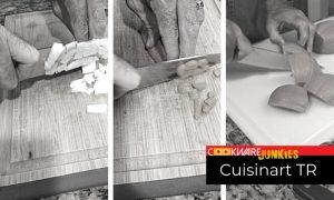 testing Cuisinart c77tr knife set