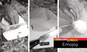 testing Emojoy knifes