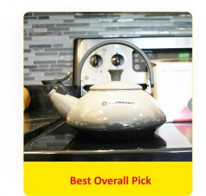 Le Creuset best overall pick