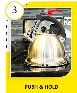 PUSH AND HOLD SPOUT TEA KETTLE (1)