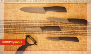 Wolf War Knife Set