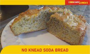 No Knead Soda Breads recipe