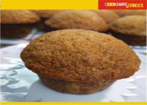 baked Banana Muffins 4