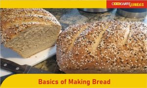 Basics of Making Bread featured image