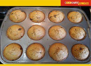 baked Bran Muffins