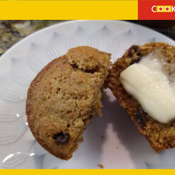 buttered Bran Muffins