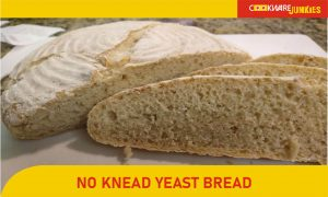 No Knead Yeast Bread featured image (1)