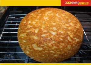 No knead milk bread recipe baked 2