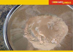 No knead milk bread recipe dry ingredients 2