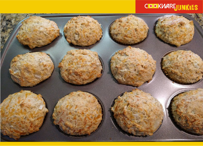 baked Savory muffin