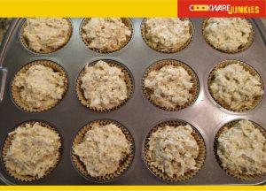ready to bake Savory muffin