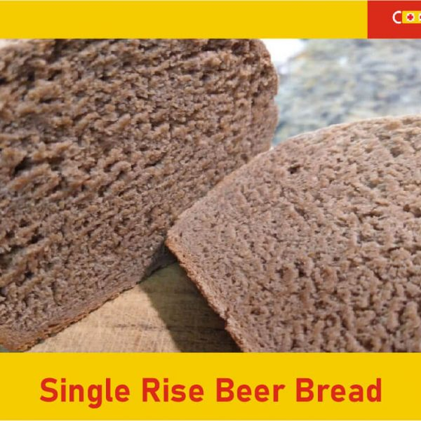 Single rise beer bread featured image