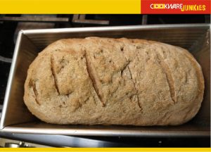 Single rise beer bread recipe cooked loaf