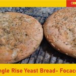 Single rise yeast bread- Focaccia featured image