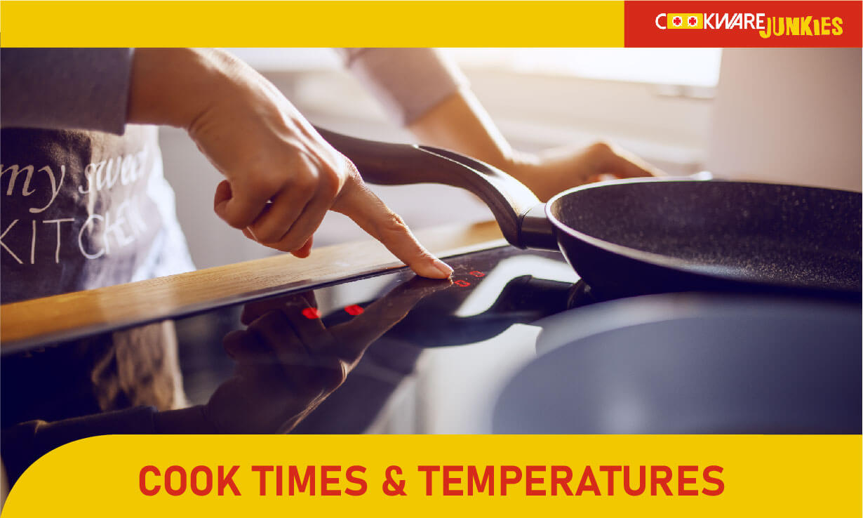 Cook Times and Temperatures featured image