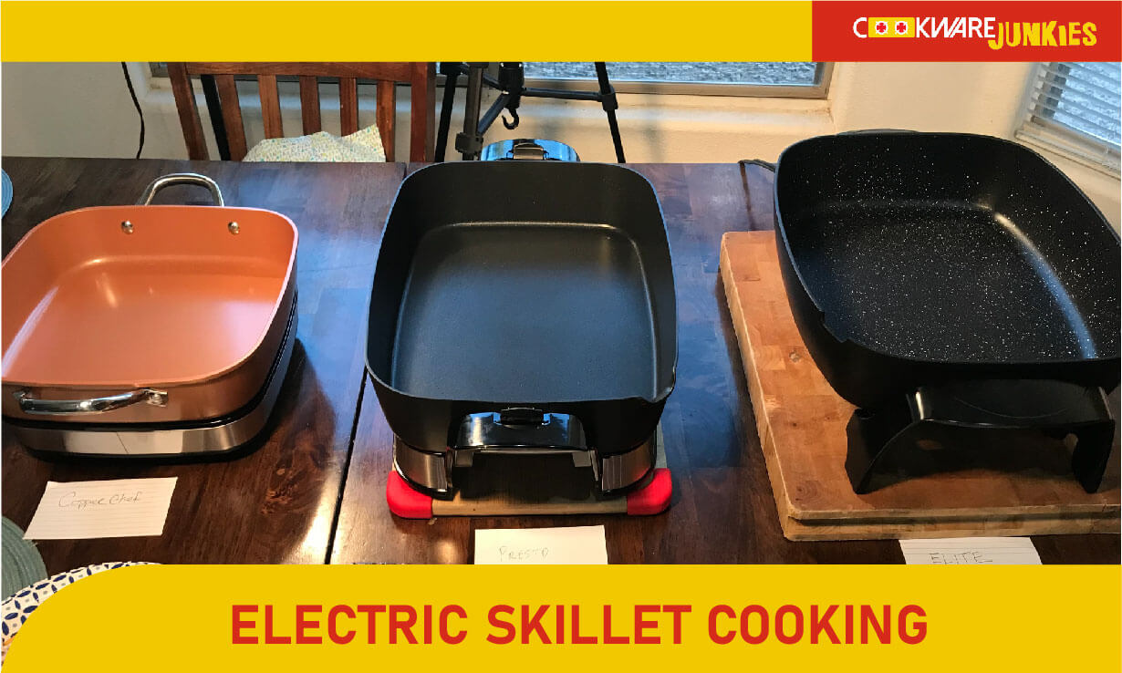 Electric Skillet Cooking featured image