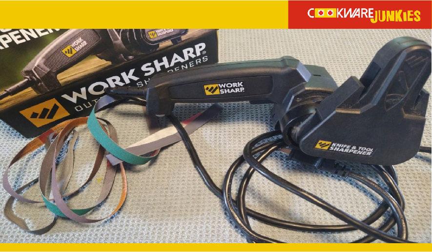 work sharp Electric sharpening device