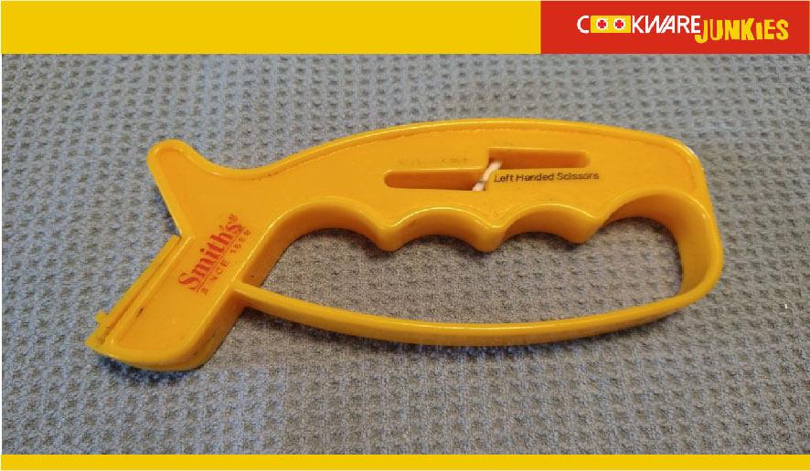 smiths Handheld drag knife sharpener