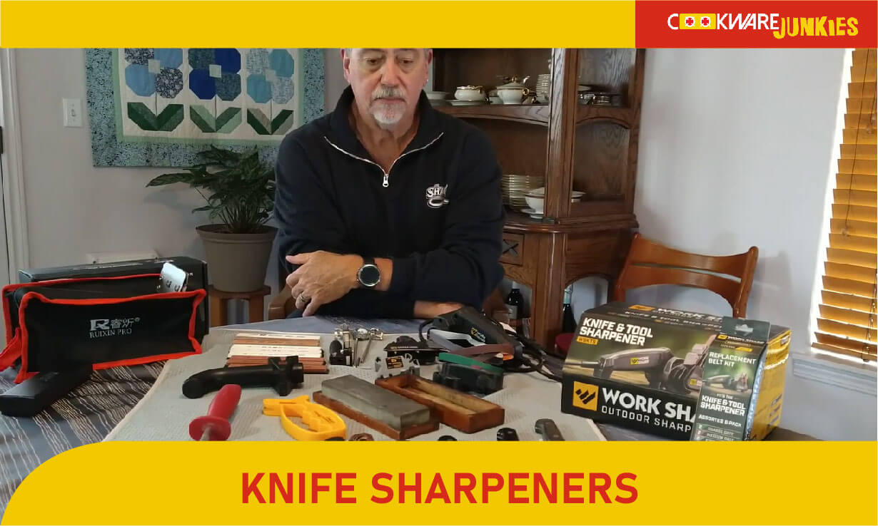 Knife Sharpeners featured image