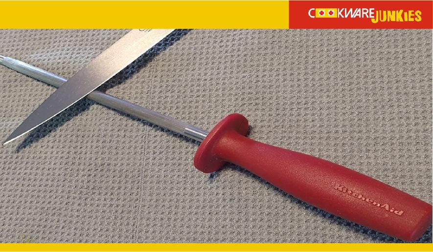 The Steel knife sharpener