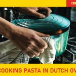Cooking pasta in dutch oven Featured image